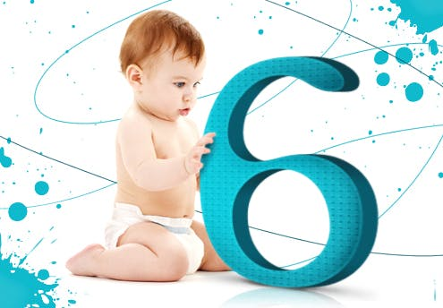 Votre enfant a un chemin de vie 6 : Responsabilité,       échange, harmonie et amour