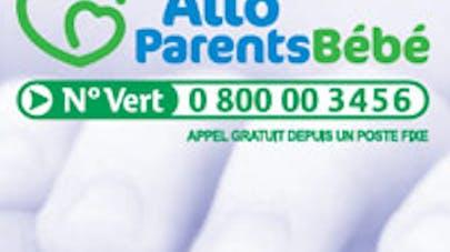 Allo Parents Bébé vous écoute