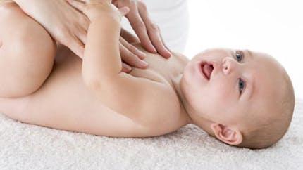 Les produits de toilette pour bébé