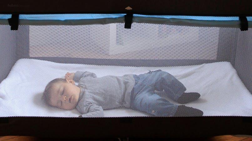 Banc d'essai 2012 des lits pliants