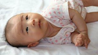 Bébé a 6 mois