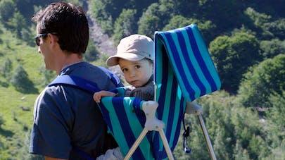 3442a250c7e3 Banc d essai 2012 des porte-bébés dorsaux   PARENTS.fr