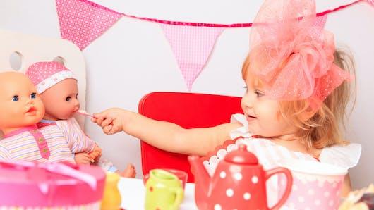 Jeux d'imitation : quand Bébé joue à vous imiter