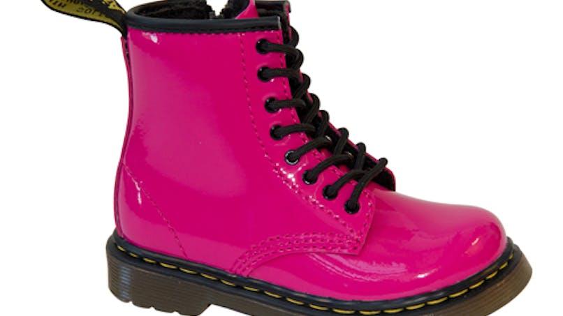 Chaussures de punk