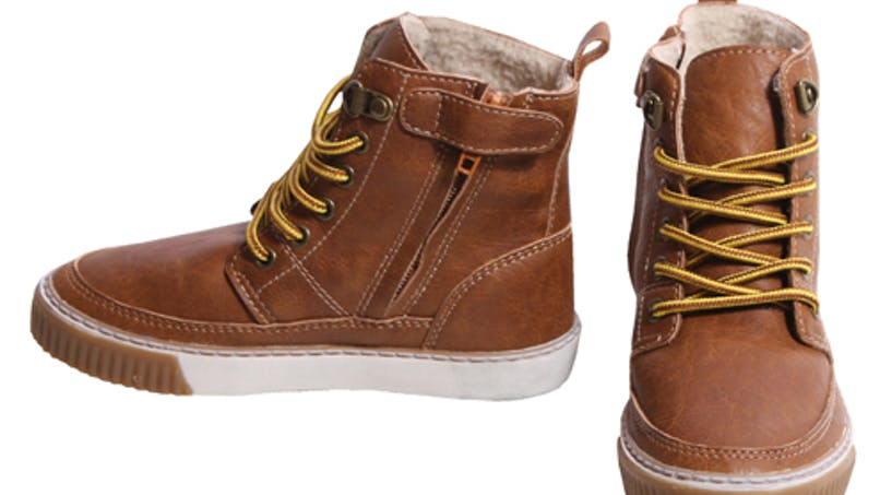 Chaussures de trappeur