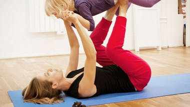 Atelier : Yoga Parent-enfant