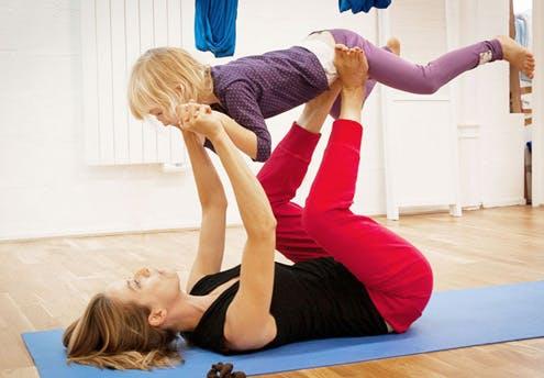 Atelier : Yoga Parent-enfant