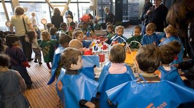 Ateliers à La Cité des enfants