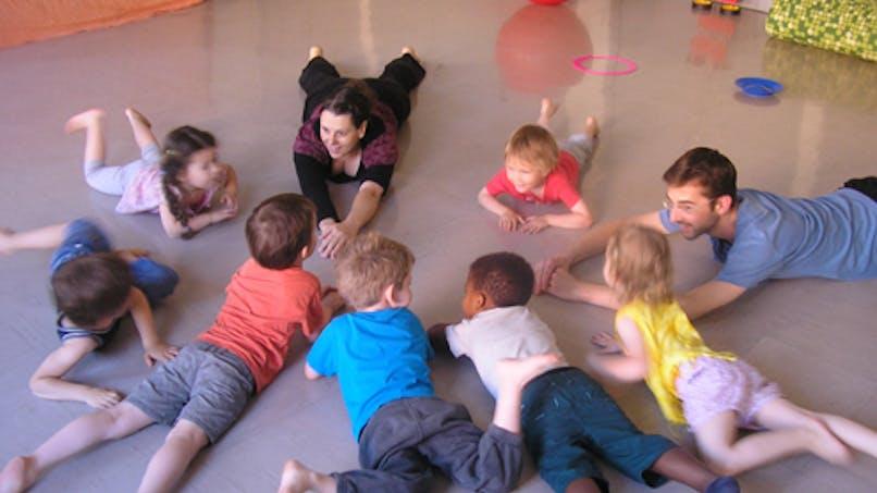 Ateliers de danse et cirque