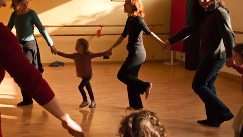 Danse en famille