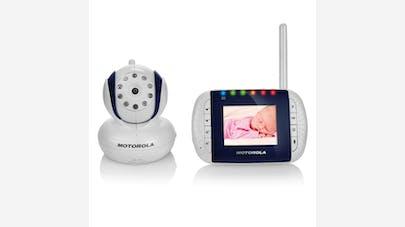 Ecoute-bébé Video Digital Grand écran