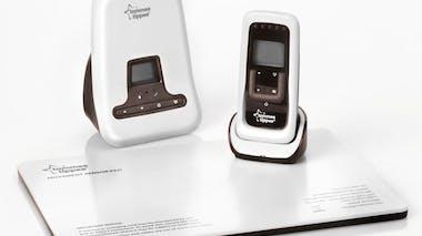 Ecoute-bébé numérique avec capteur de mouvement