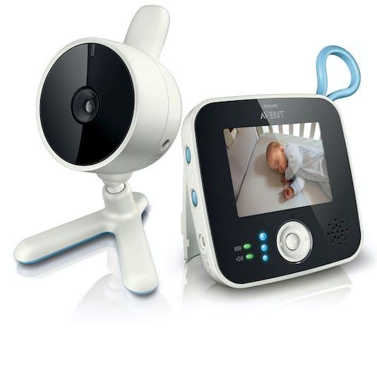 Écoute-bébé vidéo numérique