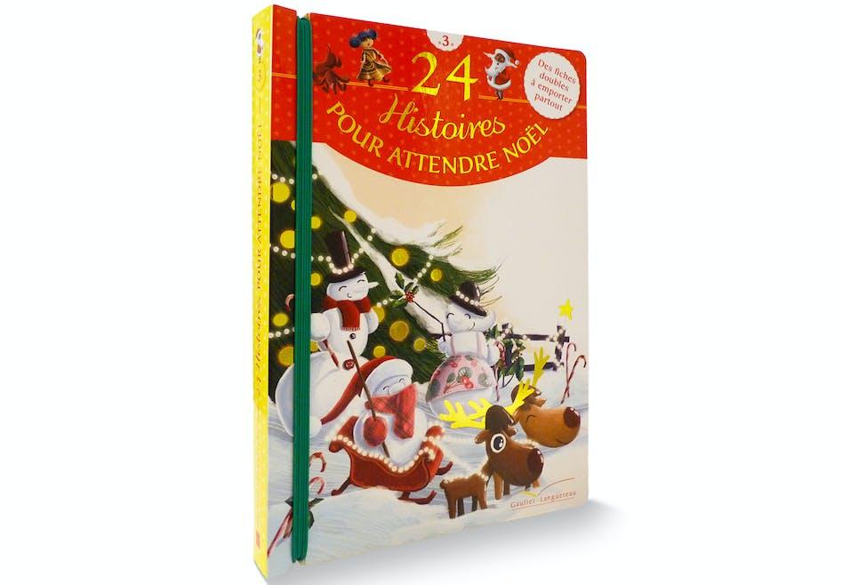 « 24 histoires pour attendre Noël »
