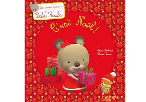 « Bébé Koala, c'est Noël »