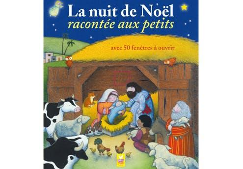 « La nuit de Noël racontée aux petits »