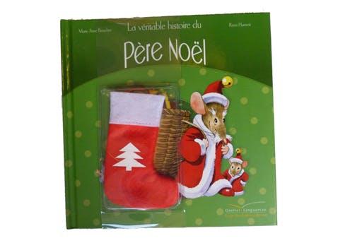 « La véritable histoire du Père Noël »