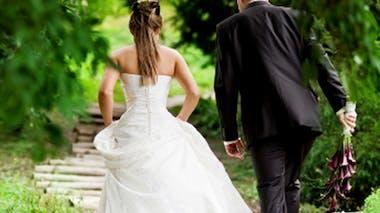 Le jour de son mariage !