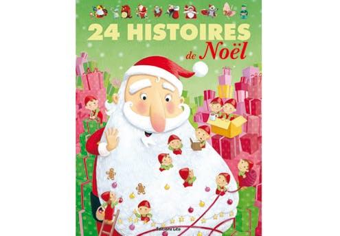« Livre 24 histoires de Noël »