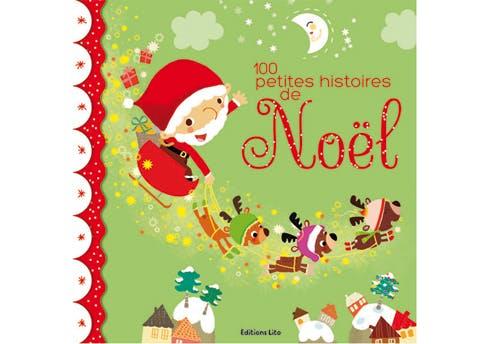 « Livre des 100 histoires de Noël »