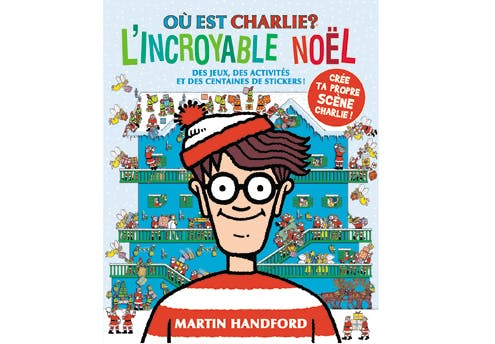 « Où est Charlie ? L'incroyable Noël »