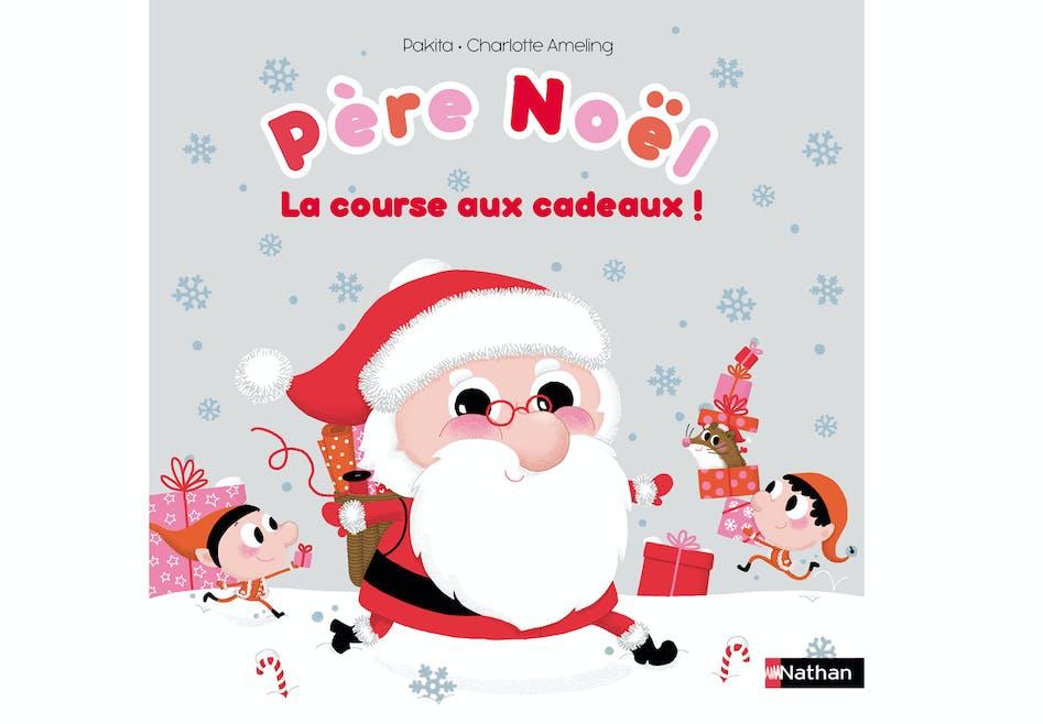 « Père Noël, la course aux cadeaux ! »