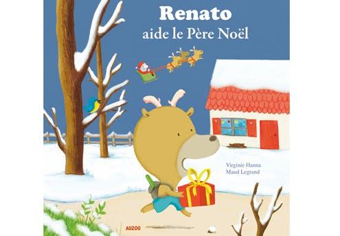 « Renato aide le Père Noël »