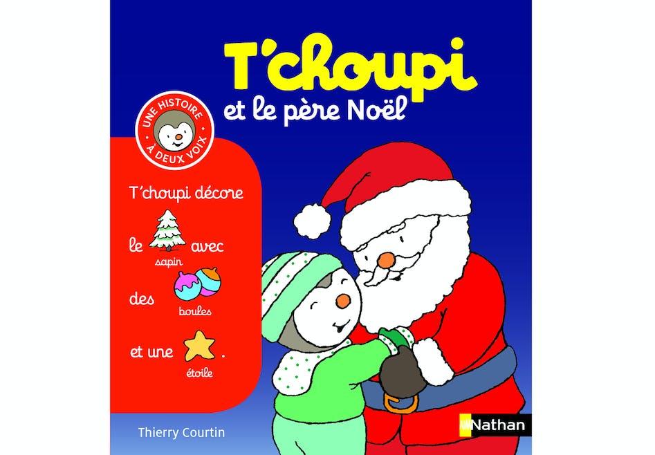 « T'choupi et le père Noël »