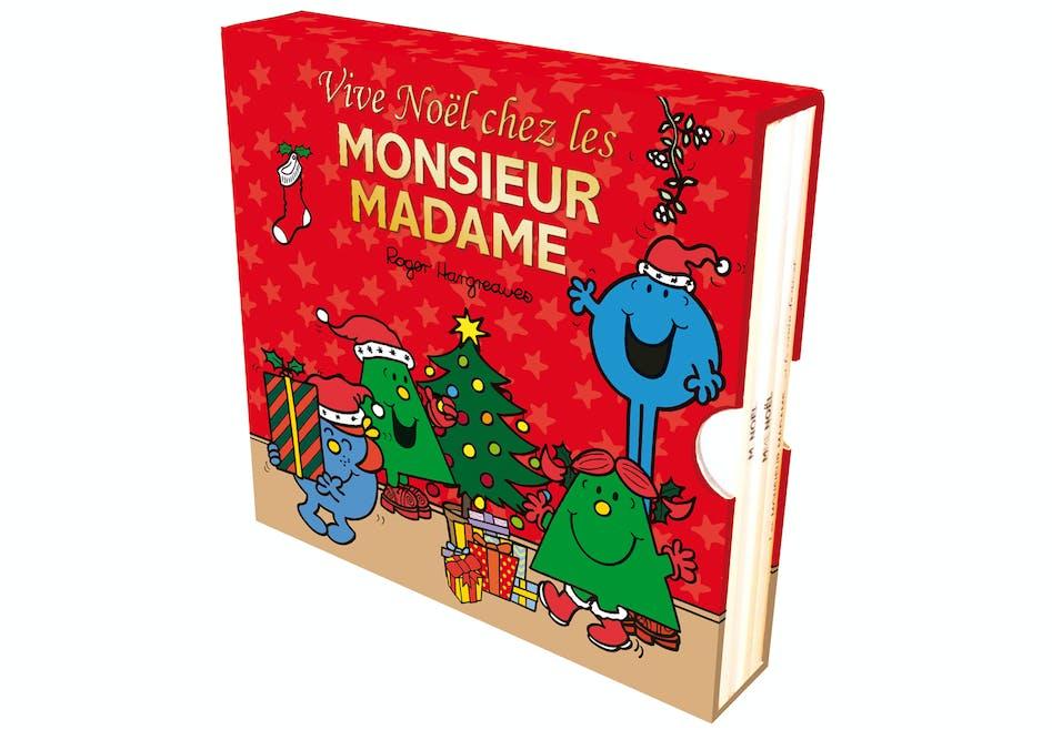 « Vive Noël chez les Monsieur Madame »