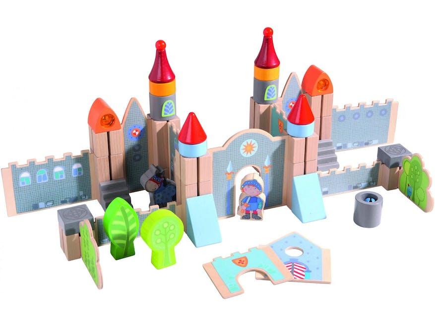 Bloc de construction « petit château-fort »