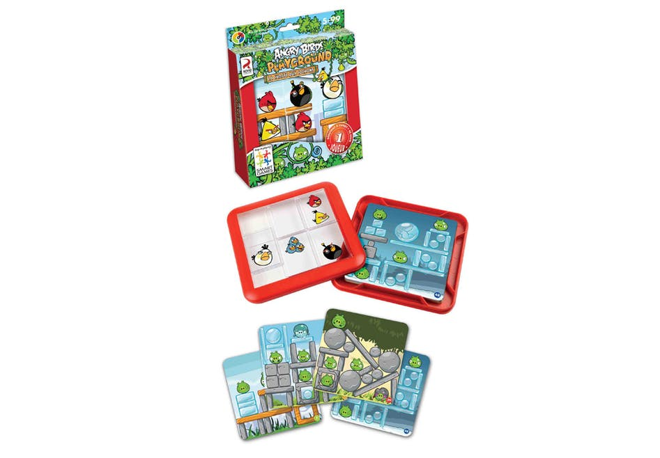 Angry birds La chasse aux cochons