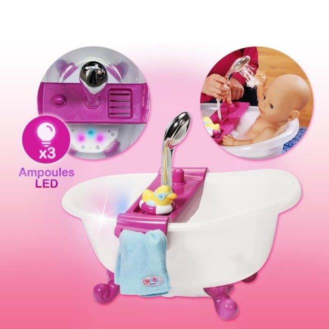 Baby born baignoire interactive