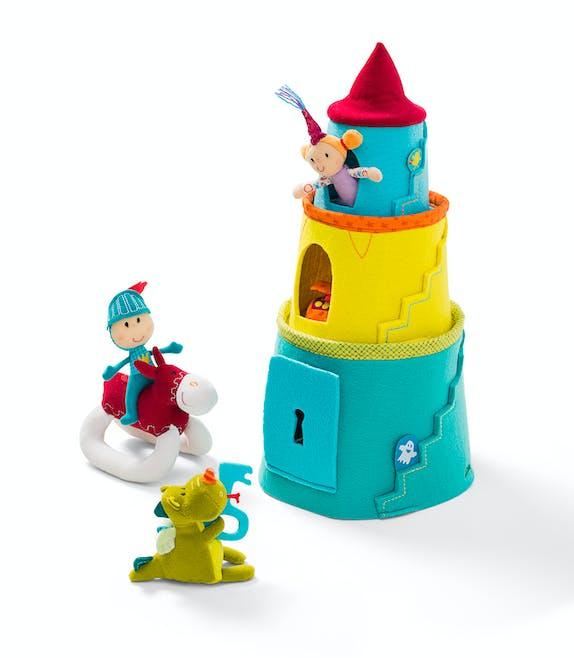 Le château Walter et la princesse Lilliputiens