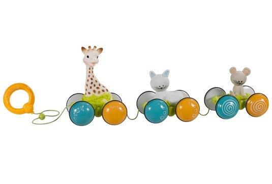 Roll & Go Sophie la girafe
