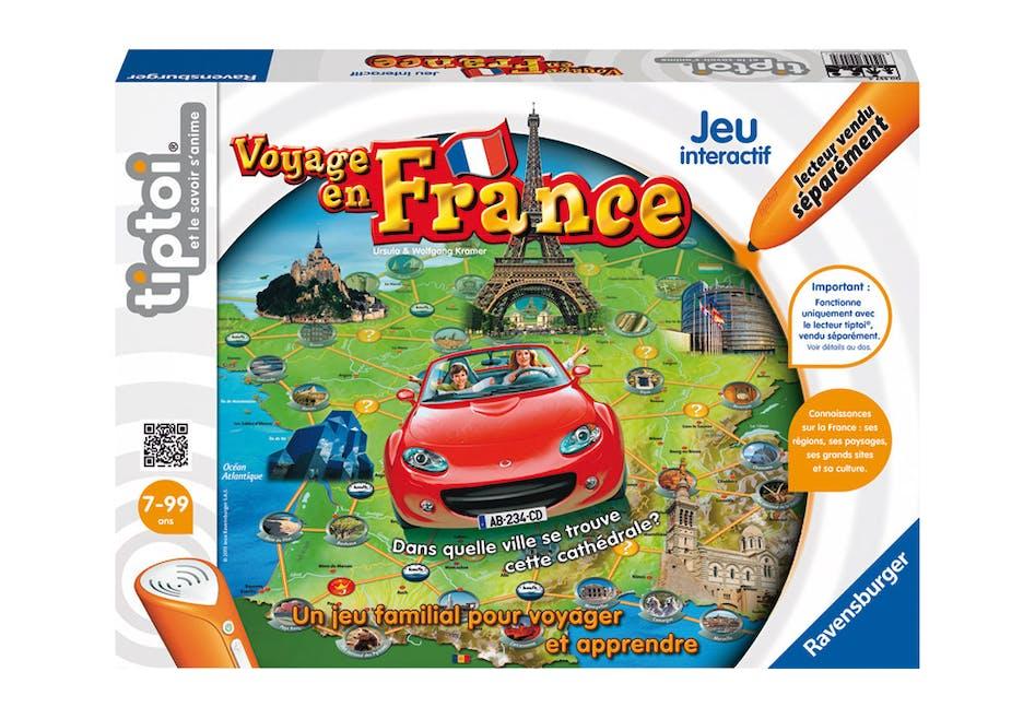 Voyage en France Tiptoi