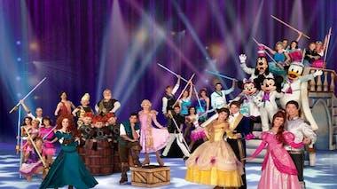 Disney sur glace, 100 ans de magie