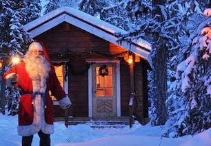 La Nuit magique du Père Noël