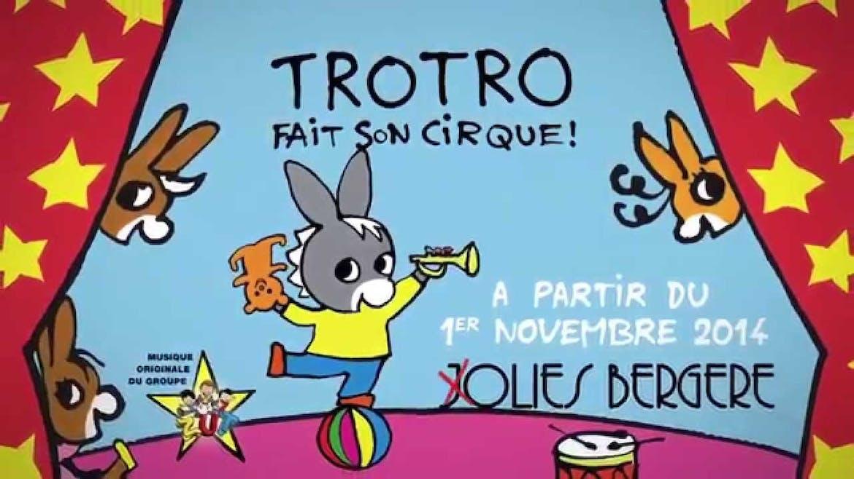 Les spectacles de no l pour les enfants - Trotro et noel ...