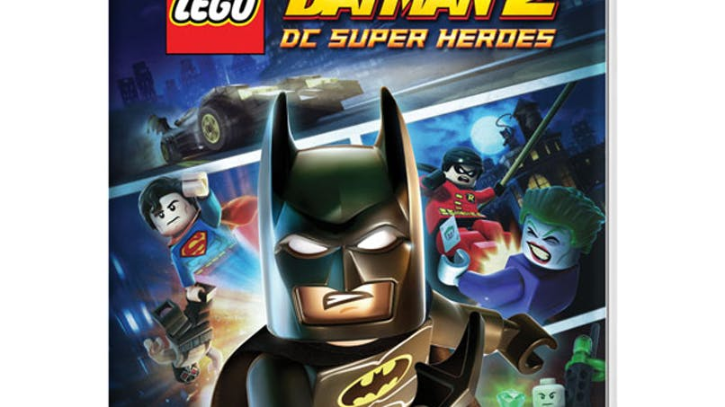 Batman 2, LEGO : DC Super Heroes