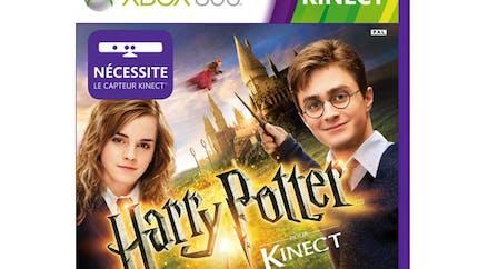 Harry Potter pour Kinect XBOX