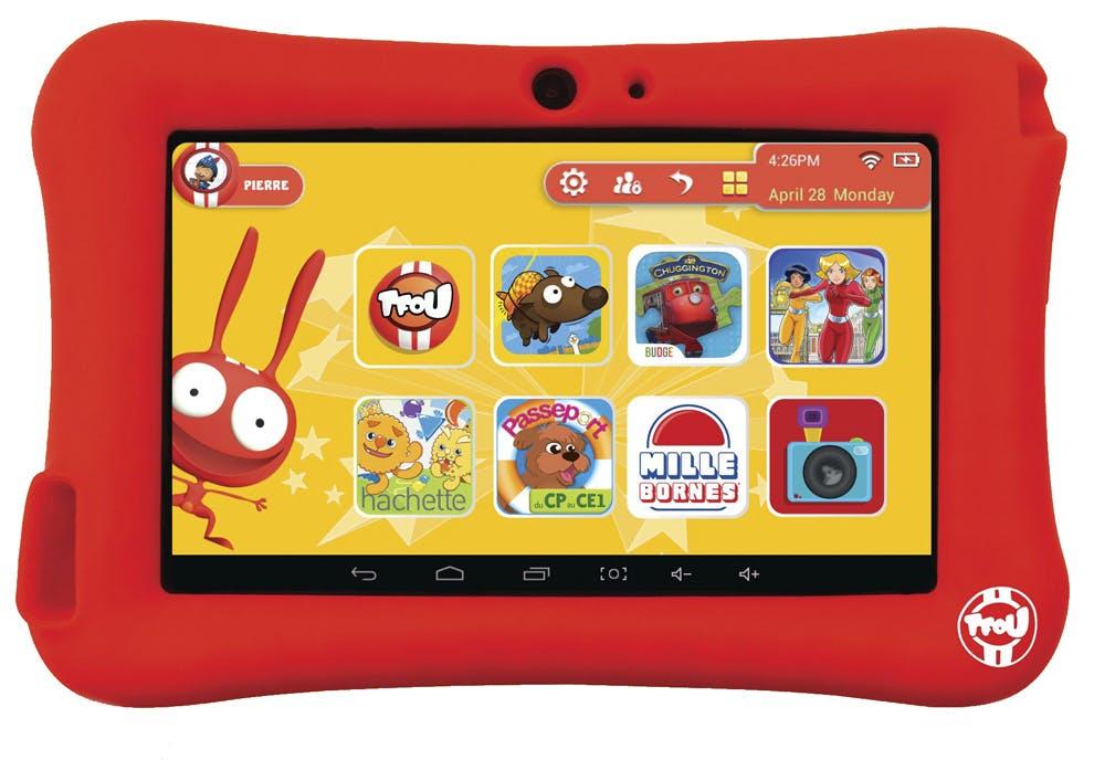 Tablettes Tactiles Pour Enfants Parentsfr