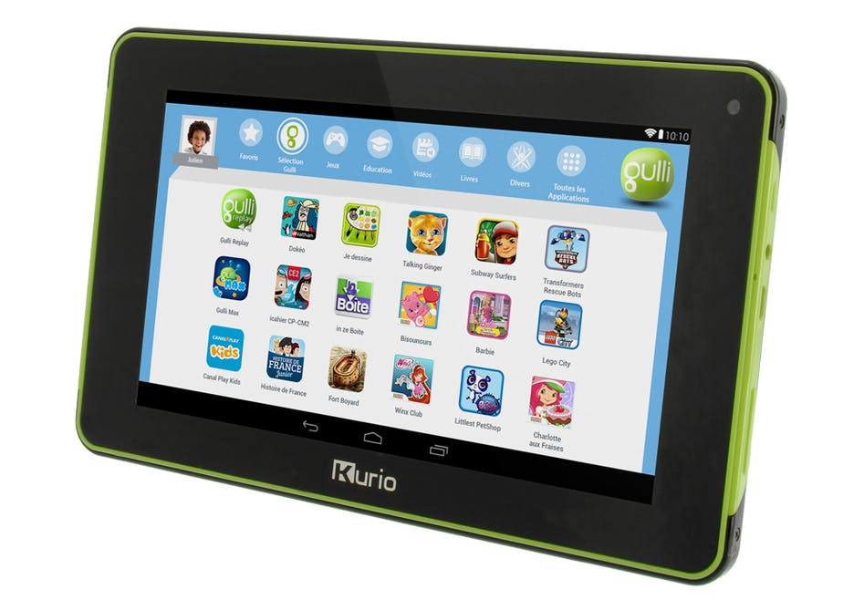 Tablette Motion by Gulli