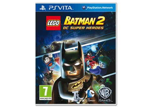 Batman 2 Lego, DC Super Heroes