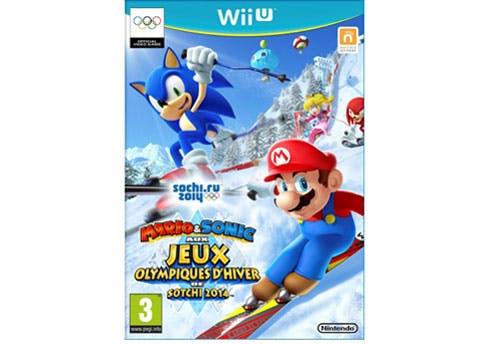 Mario & Sonic aux Jeux Olympiques de Sochi         2014