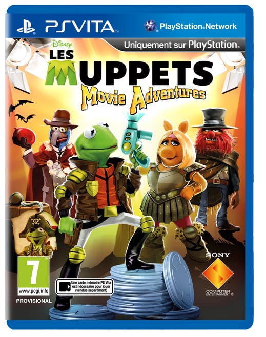 Muppets Movie Adventures