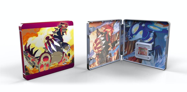 Pokémon Rubis Omega et Pokémon Saphir Alpha