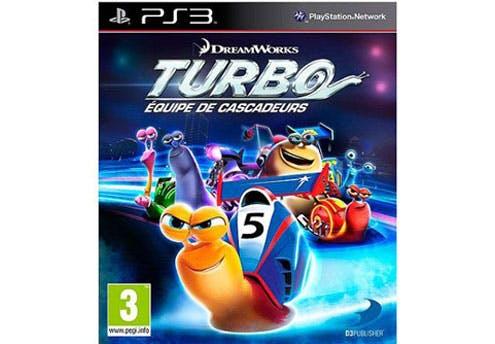 Turbo : équipe de cascadeurs