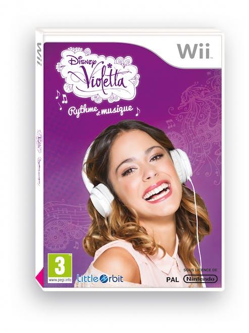 Violetta : rythme et musique