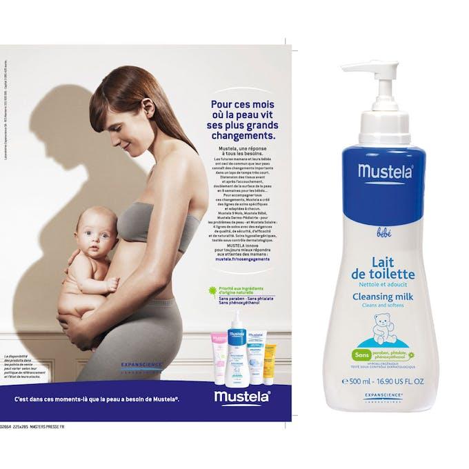 produits de toilette Mustela - image