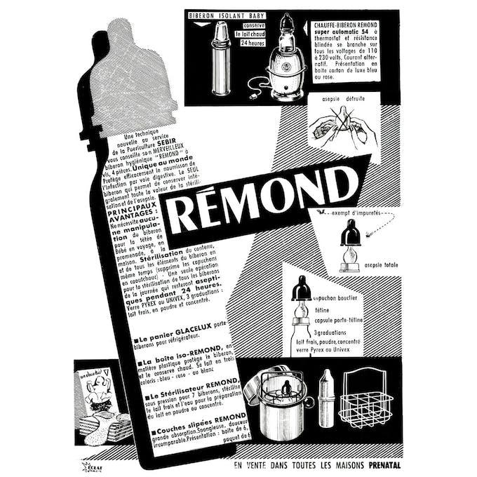 publicité remond - image